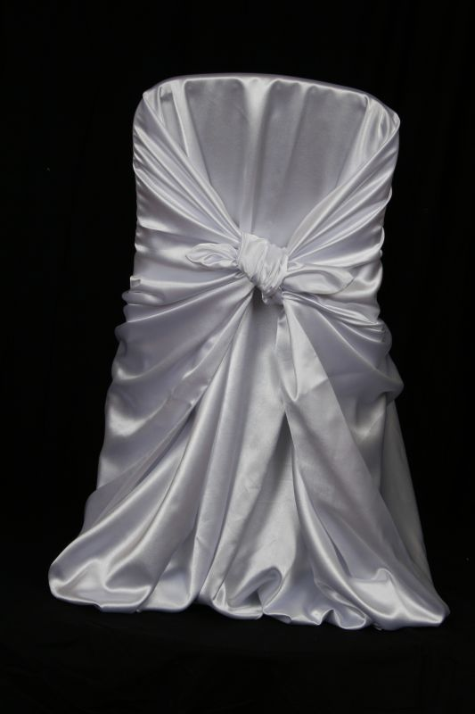 100 ivory satin selftie chair covers wedding ivory chair covers self tie