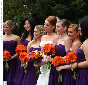 Im Thinking Burnt Orangecolors That Would Work Weddings