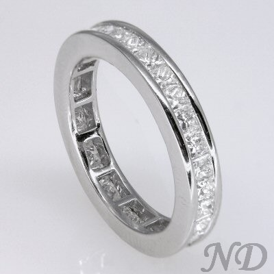 Eternity Bands on Eternity Bands   Weddings Rings Store