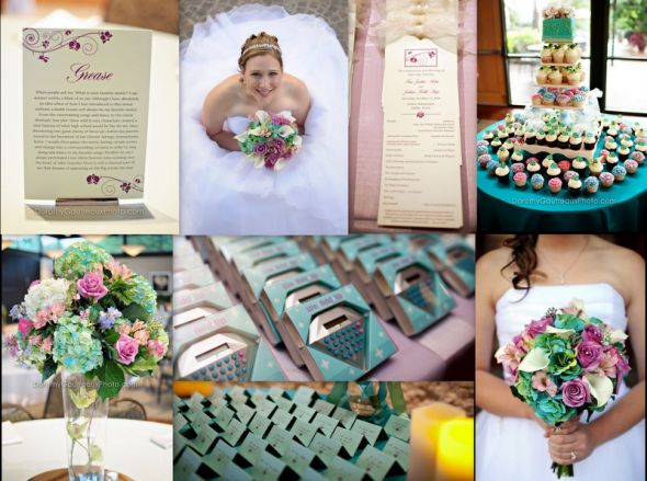 wedding colour scheme teal purple yellow green help teal and yellow wedding
