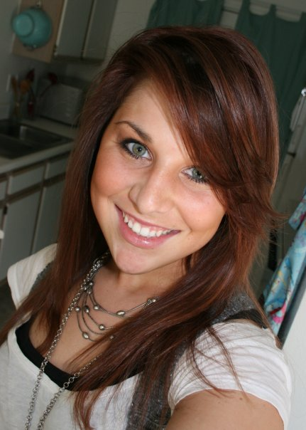 Dark Red Hair Color Pictures. Dark Red: Which hair color for