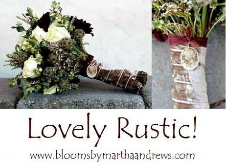 wedding Rustic Wedding Bouquets Fall Wedding Ideas From Blooms
