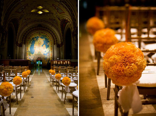 Church decor « Weddingbee Boards