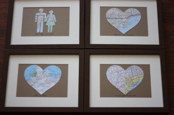 First year wedding anniversary gift ideas? : wedding anniversary ...