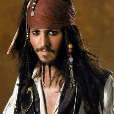 johnny depp aka jack sparrow