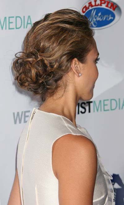 side buns hairstyles. I am not doing the perfect un