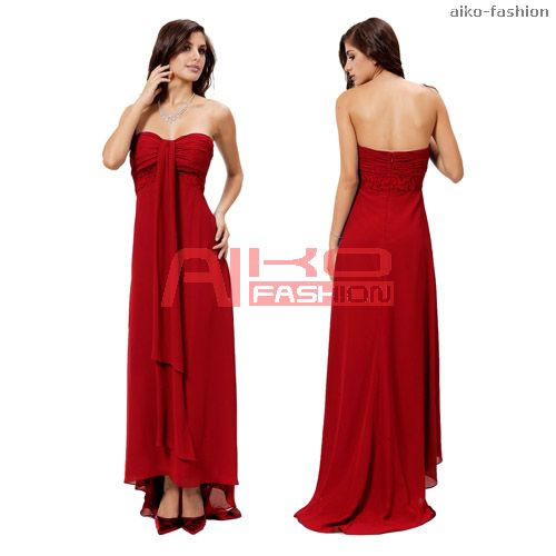 Scarlet Bridesmaid Dresses