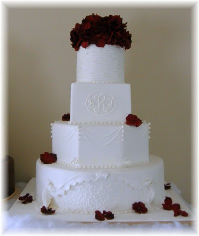 pictures of wedding cakes with bling. ling bling wedding cake?