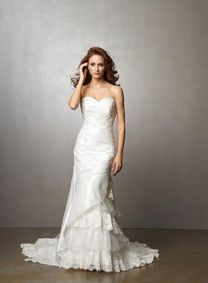 1 91 - Свадебные платья фото - Свадебные платья каталог - Фотоальбомы - Я - МОДНАЯ