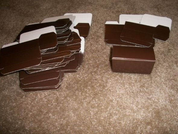 Chocolate Brown and Ivory Wedding Items For Sale wedding brown ivory 100