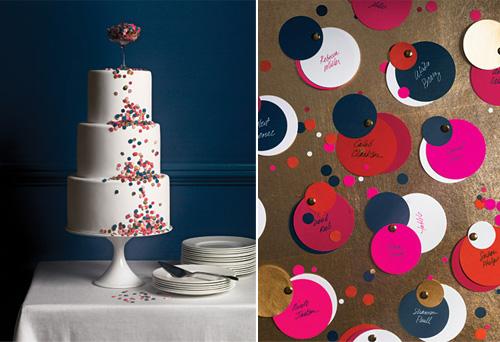 Funfetti Wedding Cake1