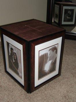 Http Www Projectwedding Wedding Ideas Diy Photo Cardbox Instructions