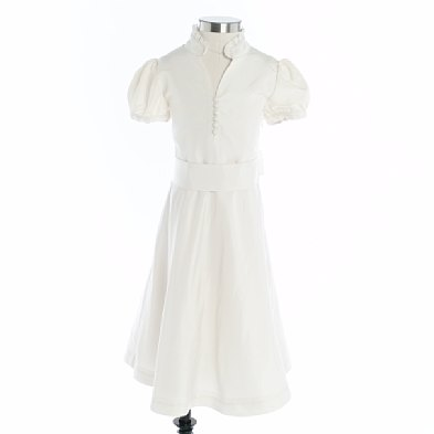 ADORABLE J. Crew Crewcuts Flowergirl Dress Size Small :  wedding jcrew 1 crewcuts flowergirl dress small Alexis.jpg