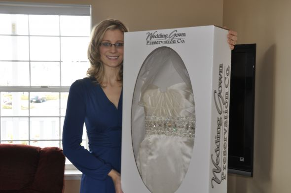 "Dress Preservation – ""Wedding Gown Preservation Co"""