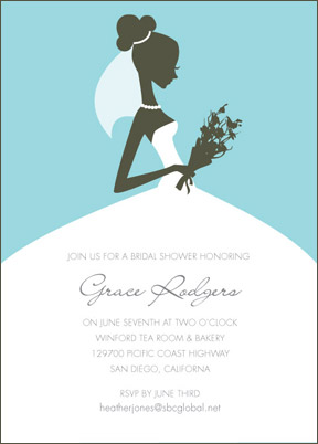 free bridal shower invitation