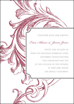 Free Invitation Template #2