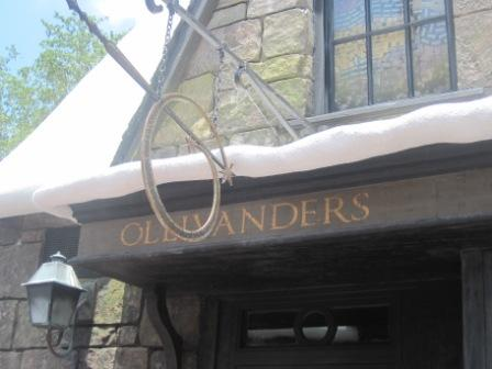 Going to Hogwarts next year Anyone else ever been wedding Hp Ollivanders