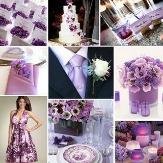 Dark purple wedding details? - Weddingbee