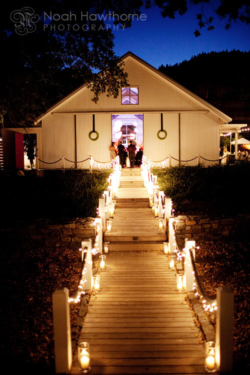 Night Reception Outdoors In May Need Lighting Ideas