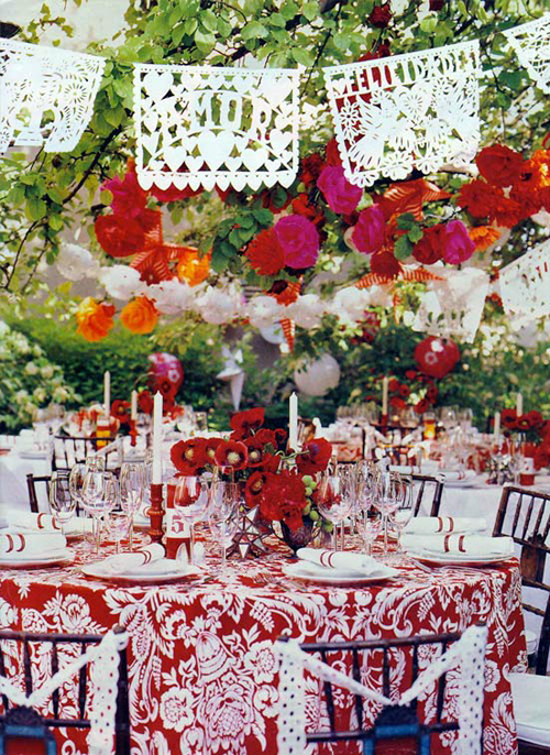 Mexican Themed Wedding Flowers - Flowers Healthy