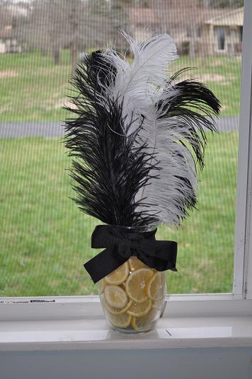 Lemon DIY centerpieces wedding lemons Wedding Stuff 031 Copy
