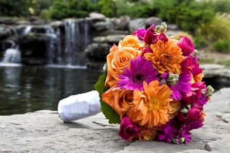 Awesome Purple And Orange Wedding Ideas Gallery - Styles & Ideas ...