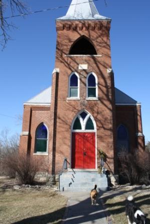 Zion Historic Chapel