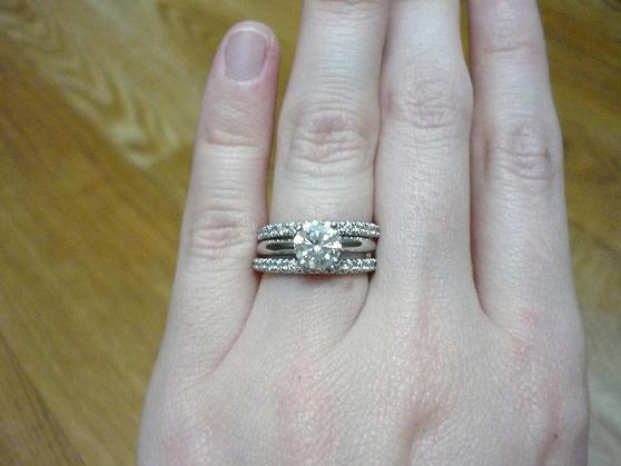 Bought My Wedding Rings