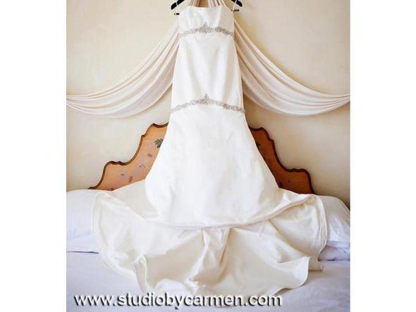 Wedding dresses, designer wedding dresses by WeddingGownForSale