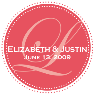 wedding tag templates