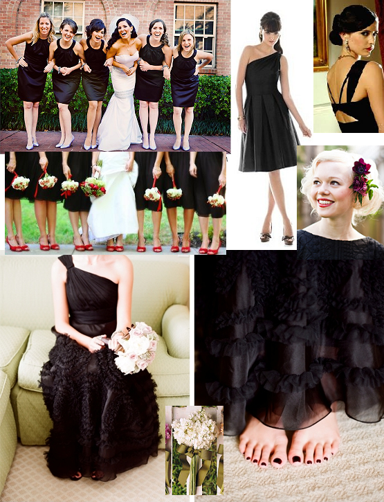 inspiration board :: bridesmaids