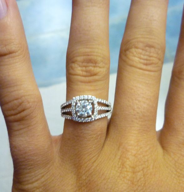 wedding rings for women costco