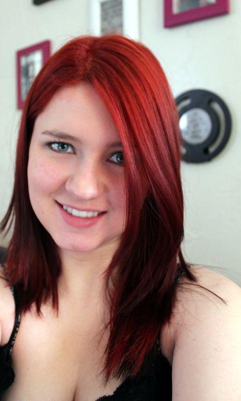 Garnier Red Hair Color