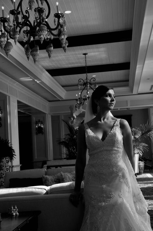 Hottest style sweetheart tiered beading wedding yellow dress