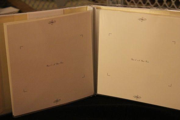 Wedding Guest Scrapbooks Weddingbee Classifieds