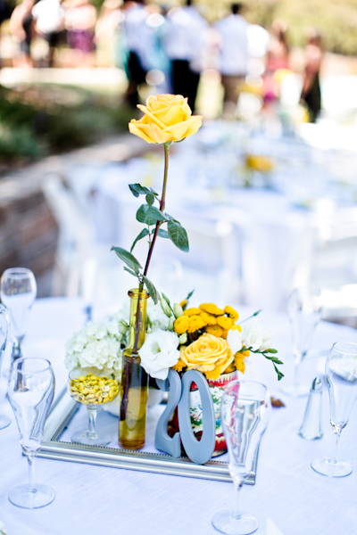 Centerpieces- No candle or Flowers