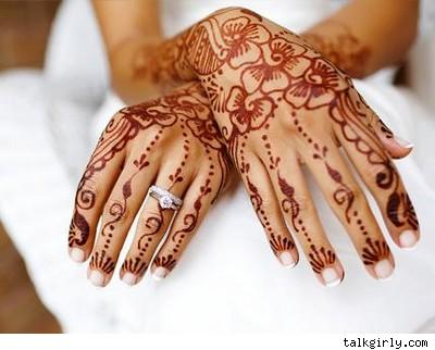 Henna Party Etiquette : Christian mehndi party