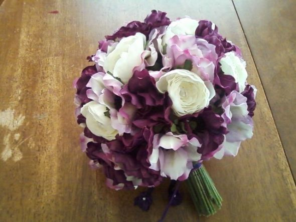 my bouquet