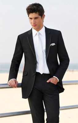 Black suit black shirt white tie dress yy for Black suit with black shirt and tie
