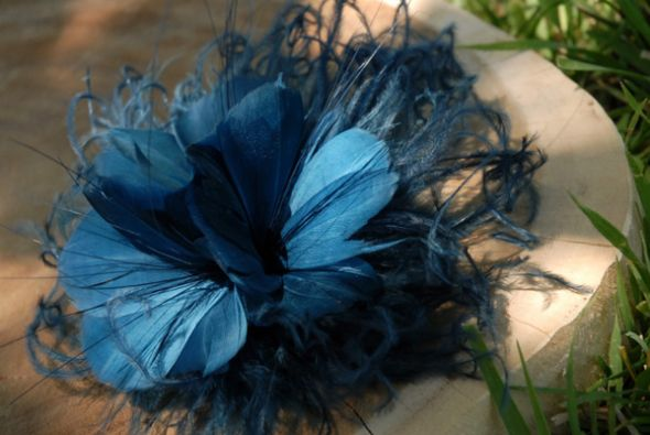 Teal Feathers Thoughts wedding teal feathers Blue Feather I love it