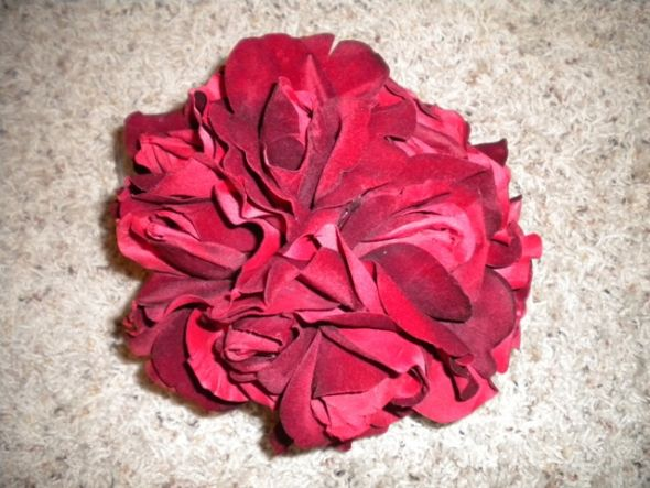 Red Rose Pew Bows wedding pew bows red rose Red Rose Pew Bows