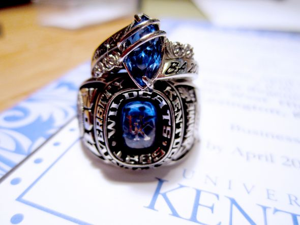 How To Wear A Class Ring Before Graduation