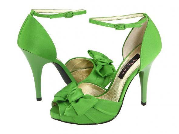 My Green Wedding Shoes Weddingbee Photo Gallery