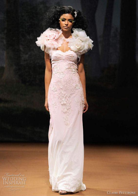 wedding and finally Lazaro LZ3819 Help me find a pink dress