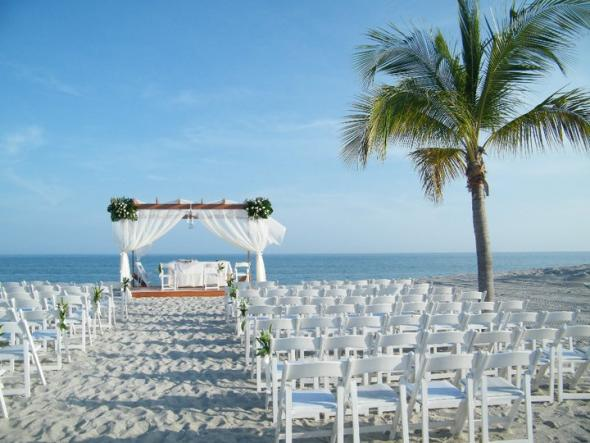 Paradise in Panama: The ceremony
