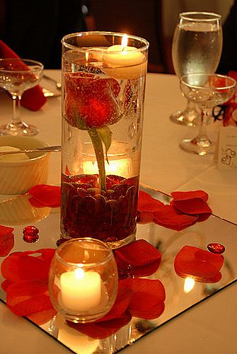 Cheap centerpiece ideas party favors ideas Cheap table decoration ideas