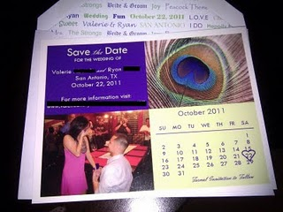 Our Save the Dates