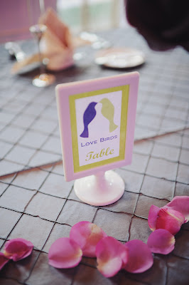 Sweetheart Table Sign