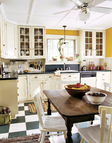Yellow Kitchens??  Pics? :  wedding Kitchen11