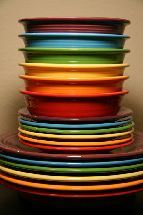 What do you think of Fiestaware?